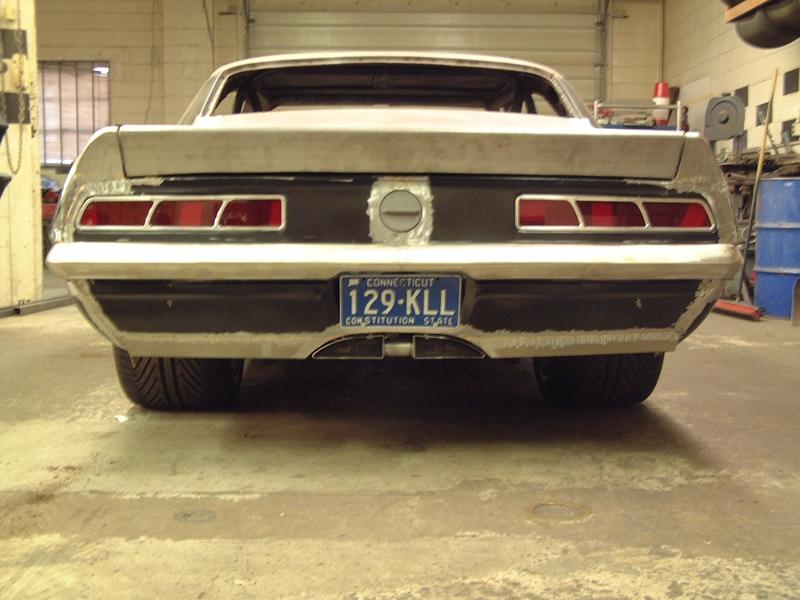 Marco Freudman\'s 1969 Camaro | Smitty\'s Custom Automotive